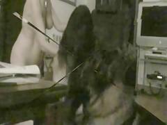 se folla un perro enano